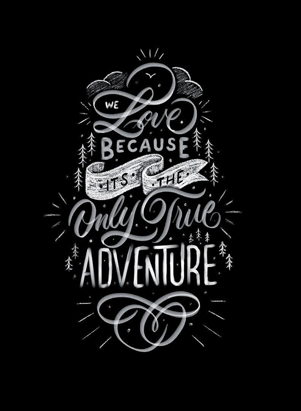 50 Of The Best Hand Lettering Quotes to Inspire You - 13