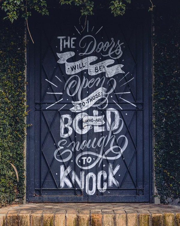 50 Of The Best Hand Lettering Quotes to Inspire You - 16
