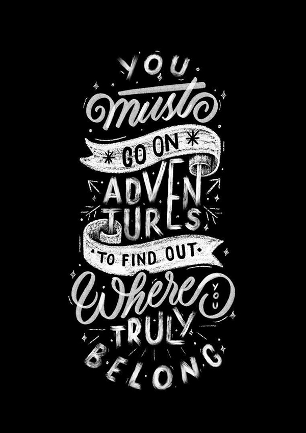 50 Of The Best Hand Lettering Quotes to Inspire You - 17