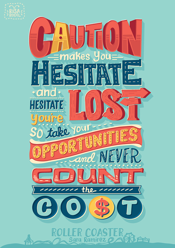50 Of The Best Hand Lettering Quotes to Inspire You - 18
