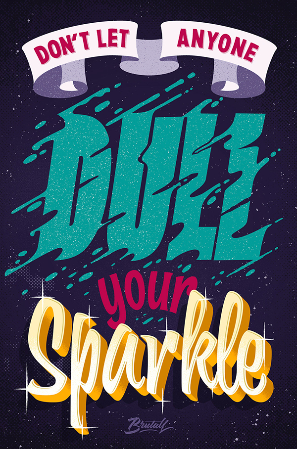 50 Of The Best Hand Lettering Quotes to Inspire You - 23