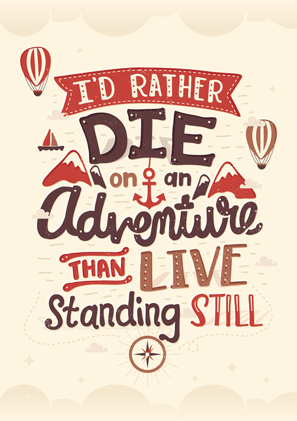 50 Of The Best Hand Lettering Quotes to Inspire You - 28