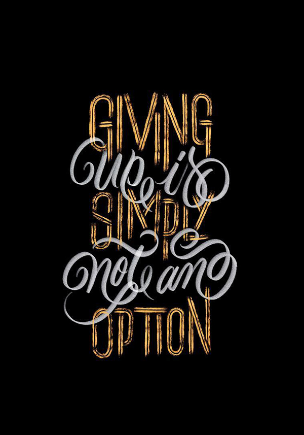 50 Of The Best Hand Lettering Quotes to Inspire You - 37