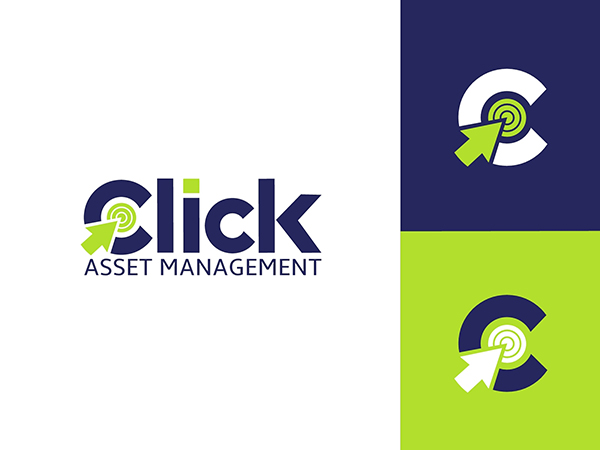 Accounting and financial logo by Designs Park
