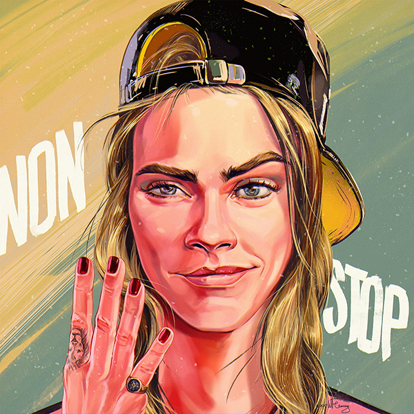 Amazing Illustrations Artwork by W.Flemming - 15