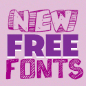 Post Thumbnail of 20 New Fresh Free Fonts For Graphic Designers